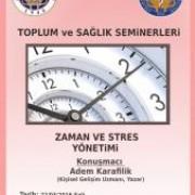 salı seminer afiş