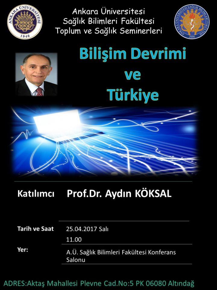 Bilişim Devrimi ve Türkiye